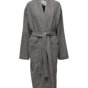BACK Robe Coat villakangastakki