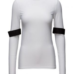 BACK Round Logo Elastic Ls Top