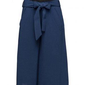 BACK Trench Logo Trousers leveälahkeiset housut