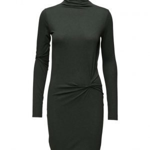 BACK Twist Polo Dress lyhyt mekko