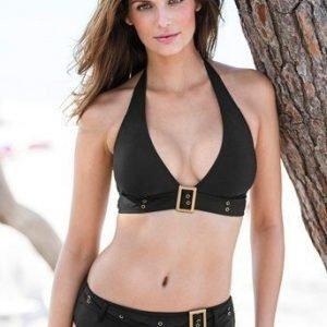 BEACHWAVE Bikinihousut Musta
