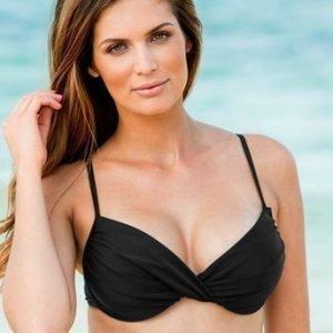 BEACHWAVE Bikiniliivit Musta