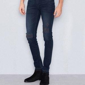 BLK DNM Jeans 25 Holden Black