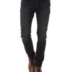 BLK DNM Jeans5 Slim Beekman Black