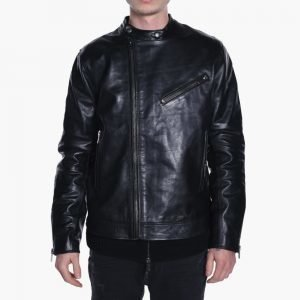 BLK DNM Leather Jacket 31