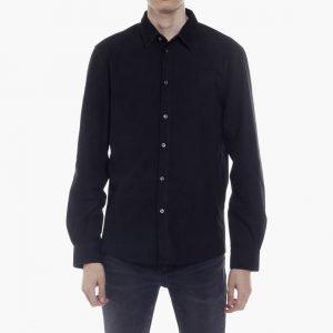 BLK DNM Leather Shirt 25