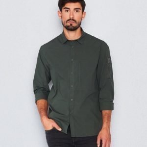 BLK DNM Shirt 20 Military Green