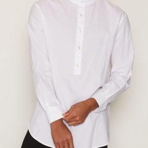 BLK DNM Shirt 65 Kauluspaita White