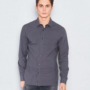 BLK DNM Shirt 89 Slate