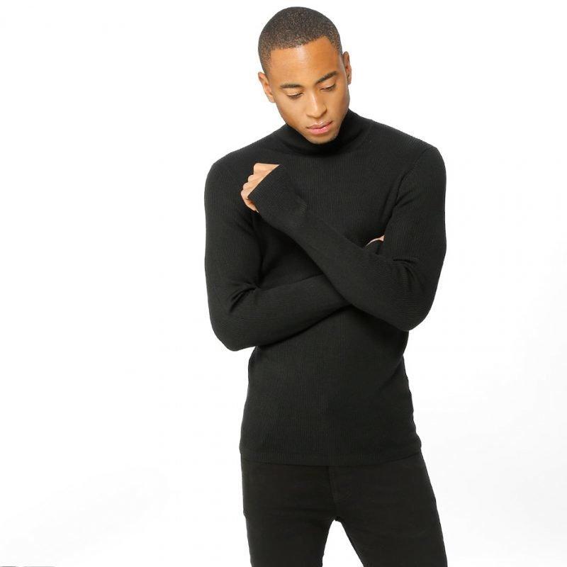 BLK DNM Sweater 61 -college