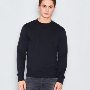 BLK DNM Sweatshirt 45 Black