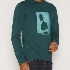 BLK DNM Sweatshirt 45 Pusero Emerald