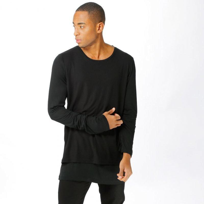 BLK DNM T-Shirt 46 -longsleeve