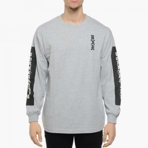 BORN X RAISED Locals Only LS Tee