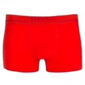 BOSS Boxer 24 Logo Bokserit Bright Red