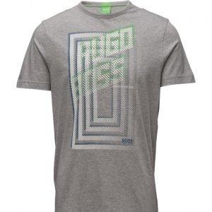BOSS GREEN Teeos lyhythihainen t-paita