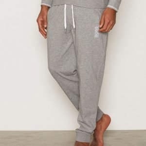 BOSS Long Pant Cuffs Loungewear Grey