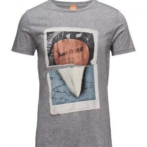 BOSS Orange Treyno 2 lyhythihainen t-paita