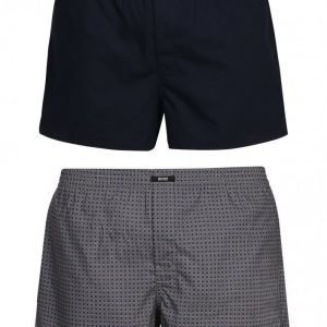 BOSS Woven Boxer CW 2-Pack Bokserit Open Miscellaneous