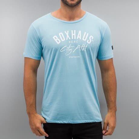 BOXHAUS Brand T-paita Turkoosi