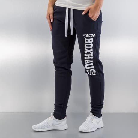 BOXHAUS Brand Verryttelyhousut Sininen