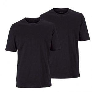 Babista T-Paita Tuplapakkaus Musta