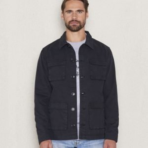 Balzac Projects Desert Jacket Black