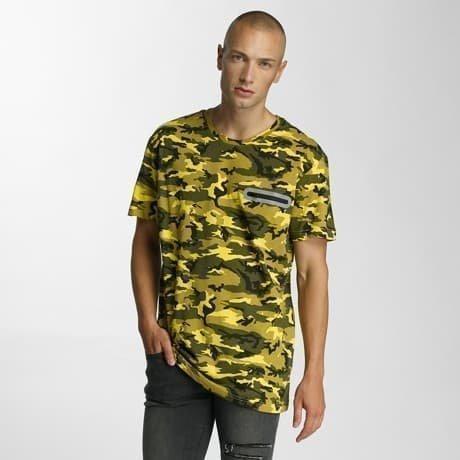 Bangastic T-paita Keltainen