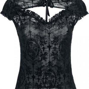 Banned Dark Lady Naisten T-paita