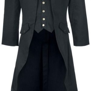 Banned Dovetail Coat Maiharitakki