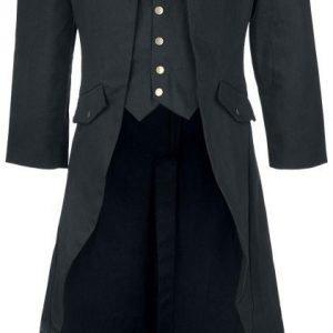 Banned Dovetail Coat Maiharitakki