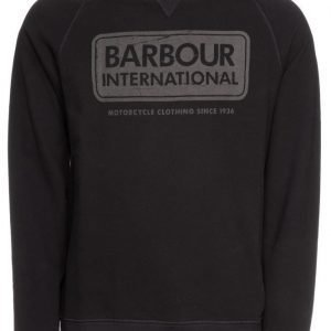 Barbour International Logo Sweat Collegepusero