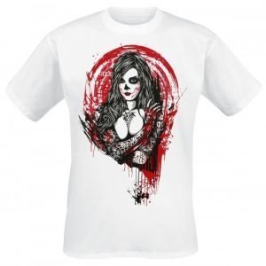 Barmetal Bloody Valentine T-paita