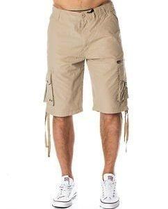 Bastian Shorts Beige