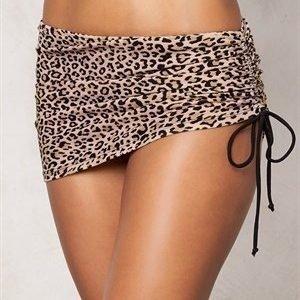 Beachwave Bikinihousut Leopardi