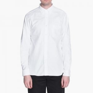 Beams+ Button Down Oxford Shirt