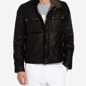 Belstaff Racemaster Blouson Jacket Takki Black