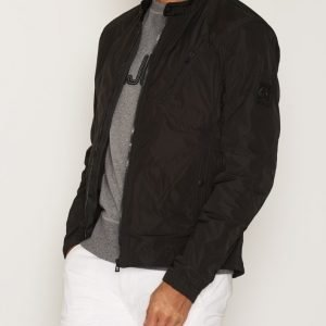 Belstaff Stapelford Simple Blouson Takki Black