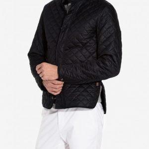 Belstaff Wilson Quilted Jacket Takki Dark Navy