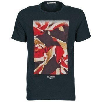Ben Sherman FLAG PRINT lyhythihainen t-paita