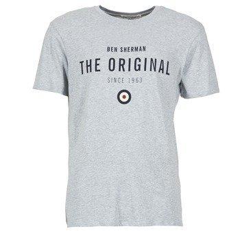 Ben Sherman THE ORIGINAL PRINT lyhythihainen t-paita