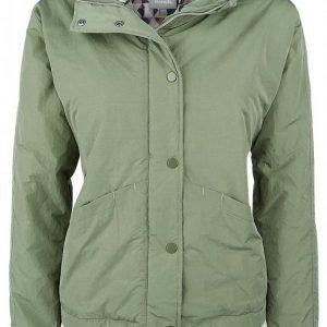 Bench Oversize 2 In 1 Look Jacket Naisten Välikausitakki