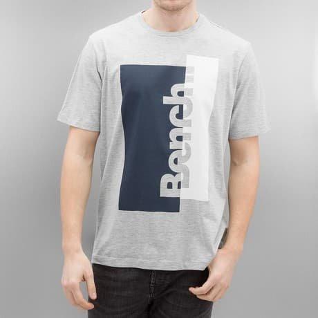 Bench T-paita Harmaa