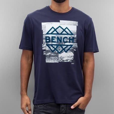 Bench T-paita Sininen