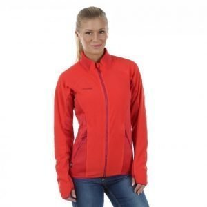 Bergans Of Norway Cecilie Fleece Jacket Fleecepusero Oranssi