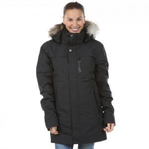 Bergans Of Norway Sagene 3in1 Jacket Parkatakki Musta / Harmaa