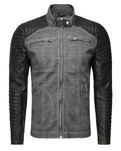 Biker Jacket Dark Grey