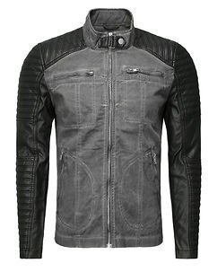 Biker Jacket Dark Grey