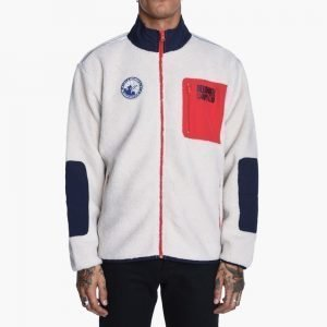 Billionaire Boys Club Sherpa Fleece Zip Trough