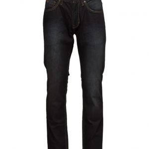 Bison 5 Pocket Jeans Dark Indigo regular farkut